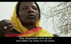 Violence against women in Darfur
