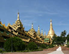 The Shwedagon Pagoda (Myanmar)