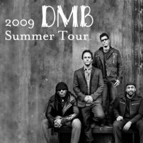 Dave Matthews Band, Summer Tour 2009